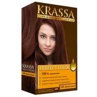 «Krassa Perfect Color <b>Стойкая гель</b>-<b>краска для</b> волос 345 (дикая ...