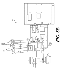 patent us7806372 full authority fly by wire pedal system patent drawing