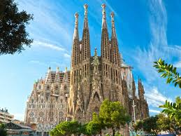 architectural buildings. Delighful Buildings SAGRADA FAMILIA BARCELONA BY ANTONI GAUDI Throughout Architectural Buildings I