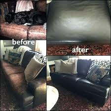 how to dye leather couch dye a couch black leather couch restoration before and after dye how to dye leather