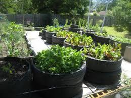 recycled tire garden ideas