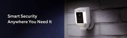 ring spotlight cam battery hd security