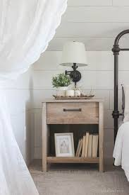 bedroom night stands. Pretty Bedroom \u0026 Night Stand - Farmhouse Touches Stands Pinterest