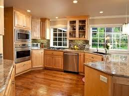 Kitchen Paint Colors With Oak Cabinets Ideas Colors For Your Home