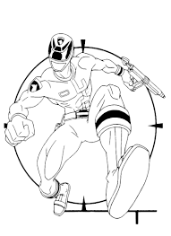 Download Coloring Pages. Power Ranger Coloring Pages: Power Ranger ...