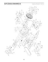 Proform 510 ex elliptical power cord with proform 910 e elliptical pfel099111 ideas pfel099111 page