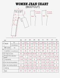Perspicuous Convert Jean Sizes Chart Clothes Fit Chart Gap