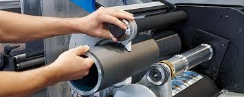 Industry Solutions Engraved Anilox Rollers Zecher Gmbh