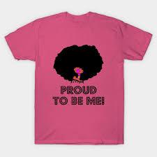Proud to be me - <b>Melanin Poppin' for Women</b>, Girls T-Shirt