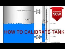 Horizontal Tank Calibration Chart How To Calibrate A Vertical Cylindrical Tank