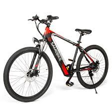 <b>Samebike SH26 Electric Mountain</b> Bike 8Ah 36V Battery 70KM ...