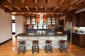 home kitchen cabinet best rustic cabin kitchens ideas on log cabin