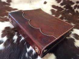 well liked binders tally books 9 lazy 3 knives leather