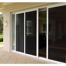 aluminium frame sliding door at rs 260