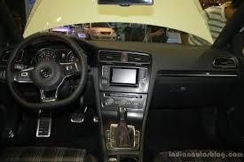 volkswagen gti 2014 interior. vw golf gti interior at the 2014 philippines international motor show volkswagen gti 2