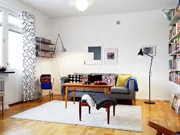 Living Room Decor For Apartments Apartment Artistic Small Apartment Living Room Ideas Using Brown