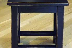 dark wood side table small wood side table distressed end tables amazing com black wood dark wood side table