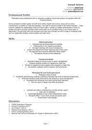 Some curriculum vitae samples that are used by college students are as follows: The 8 Best Cv Formats To Land A Job Examples