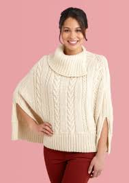 Free Knitted Poncho Patterns Extraordinary Knitting Patterns Galore Galway Poncho
