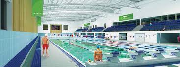 Lifestyles - 50m Pool at The Alan Higgs Centre