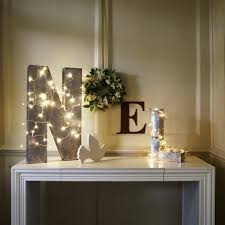 mirror with christmas lights. all-aglow-in-the-winter-night-decorating-with- mirror with christmas lights