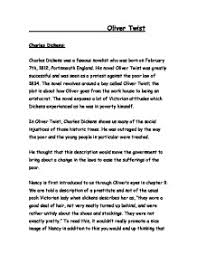 oliver twist nancy gcse english marked by teachers com page 1 zoom in