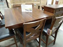 Charleston 9 Piece Counter Height Dining Set Discount Costco 2