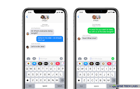 How To Send A Group Message On Your Iphone Ipad Or Ipod