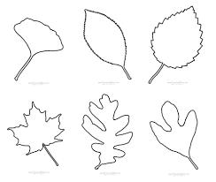 Fall Leaf Pattern Fascinating Fall Leaf Preschool Printables Preschool Mom