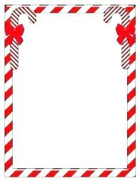 Christmas Stationary Template Metabots Co
