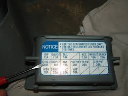sparky s answers 2010 toyota tacoma ig1 2 fuse blows battery this 2010 toyota tacoma came in the complaint that the ig1 no2 fuse would blow sometimes the ig1 no2 fuse is located in the interior fuse box behind