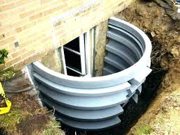 basement egress window costs basement window installation cost egress basement window well installation cost covers glass