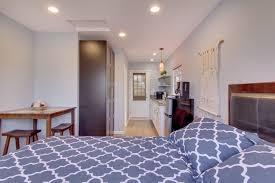 Meldrum Design Garage Turned Money Making Airbnb Studio Meldrum Design
