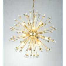 gold sputnik chandelier glass orb west elm light polished globes ideas opal or