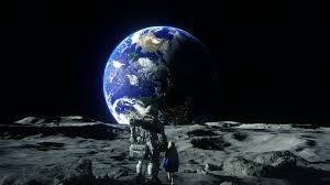 Pragmata Game Earth Space 4K Wallpaper ...
