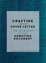 Crafting A Cover Letter Crafting Your Cover Letter Pinterest Hobonichi And Craft