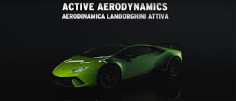 How the Lamborghini Huracán Performante's Active Aerodynamics ...