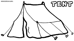 Small Picture Tent coloring pages Coloring pages to download and print