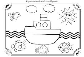 Bateau Navire 23 Transport Coloriages Imprimer Dessin A Imprimer Pour Colorier L