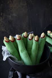 Creepy <b>Witch</b> Finger Cookies - Simply So Good