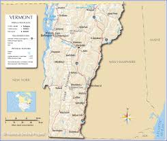 vermont state maps usa of vt and map usa  lapiccolaitaliainfo