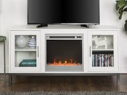 abilene 70 inch fireplace console