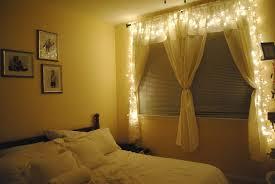 romantic bedroom lighting. bedroomromantic christmas bedroom lighting ideas with mini lights on white curtain modern and romantic l
