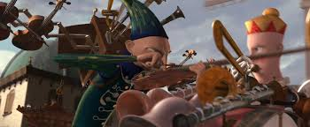 Image result for one man band pixar