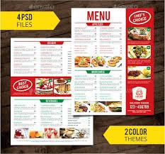 Restaurant Menu Template Sample Examples Of Menus Layout – Narrafy ...