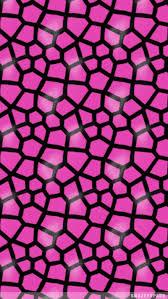 pink animal print iphone wallpaper