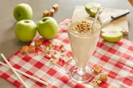 apple quest. quest nutrition caramel apple peanut butter protein shake recipe