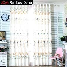 curtain alternatives curtain for living room curtains for a baby nursery cartoon princess girl tulle curtain