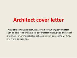 architect cover letter samples architect cover letter 1 638 jpg cb 1392953839