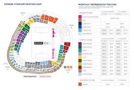 Pricing Seat Map New York City Fc